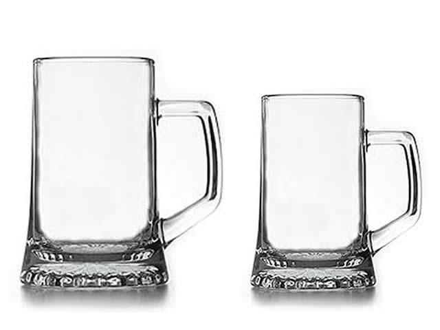Bicchiere vetro birra collezione stern porcellane - Porta bicchieri birra ...