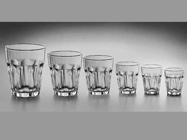 I Bicchieri Bormioli : Bicchiere di vetro temperato collezione quot perugia vetri