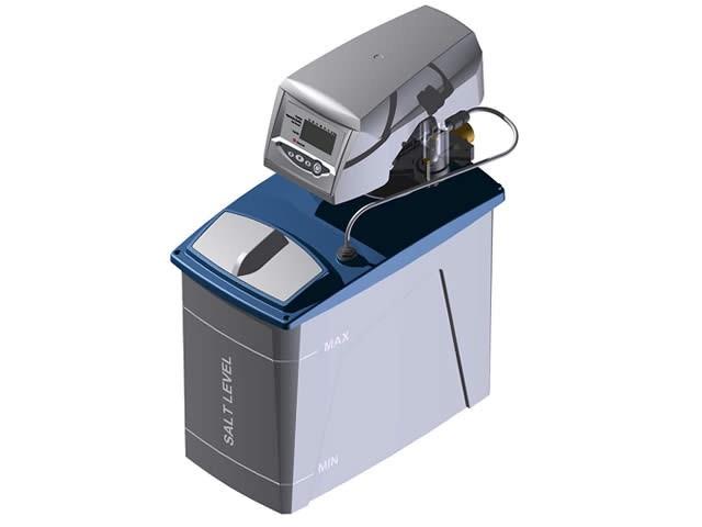 Addolcitore d'acqua automatico 8Lt. completo - Attrezzature per cucine, laboratori e impianti ...