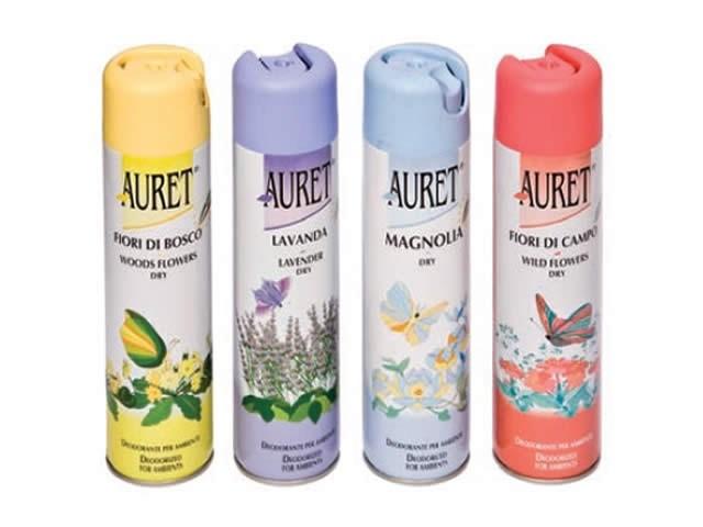 Deodorante manuale spray 400ml. - Distributori sapone e carta ...