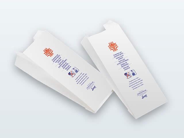 Sacchetti per assorbenti igienici accessori biolav for Porta assorbenti